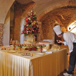 catering ristorante il faggio pollone